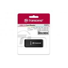 Кардридер USB 3.1 Transcend RDF5 Black (TS-RDF5K)
