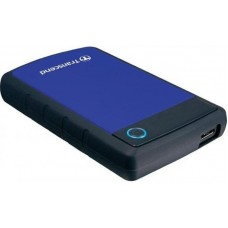 "Внешний жесткий диск HDD 2.5"" USB 3.1 4Tb Transcend StoreJet 25H3 Navy Blue (TS4TSJ25H3B)"
