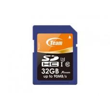 Карта памяти SDHC 32GB UHS-I U3 Team XTreem R90/W45MB/s (TSDHC32GU301)