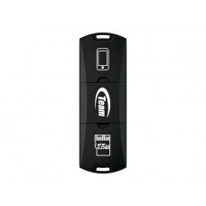 Флешка USB 32GB OTG Team M141 Black (TUSDH32GCL1036)