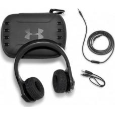Наушники гарнитура накладные Bluetooth JBL Under Armour Sport Black/Red (UAONEARBTBKR)