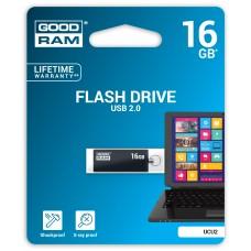 Флешка USB 16GB GoodRam UCU2 (Cube) Black (UCU2-0160K0R11)
