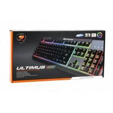 Клавиатура Cougar Ultimus RGB Red Sw USB