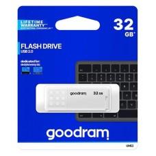 Флешка USB 16GB GoodRam UME2 White (UME2-0160W0R11)