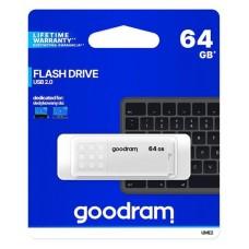 Флешка USB 64GB GoodRam UME2 White (UME2-0640W0R11)