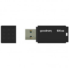 Флешка USB 3.0 64GB GoodRam UME3 Black (UME3-0640K0R11)