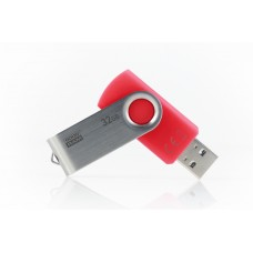 Флешка USB 3.0 32GB Goodram UTS3 Twister Red (UTS3-0320R0R11)