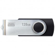 Флешка USB 3.0 128GB GoodRam UTS3 (Twister) Black (UTS3-1280K0R11)