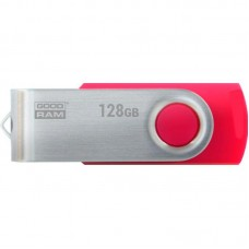 Флешка USB 3.0 128GB GoodRam UTS3 (Twister) Red (UTS3-1280R0R11)