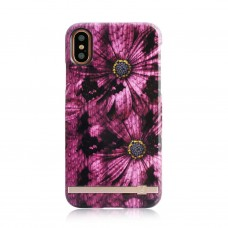 Чехол накладка TPU Uunique Aster Snake Print Design для iPhone X XS Purple (UUIP8FSHUS2)