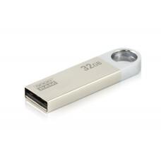 Флешка USB 32GB GoodRam UUN2 (Unity) Silver (UUN2-0320S0R11)