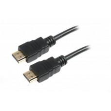 Кабель HDMI-HDMI V.1.4 Maxxter 1m Black