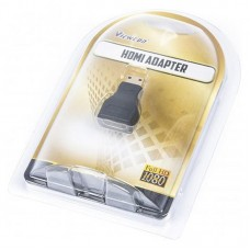 Адаптер HDMI-miniHDMI Viewcon Black