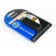 Адаптер DisplayPort-HDMI Viewcon Black