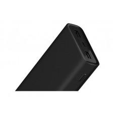 УМБ Xiaomi Mi 3 Pro QС3.0 20000mAh 3USB 3A Black (VXN4245CN)