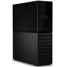 "Внешний жесткий диск HDD 3.5"" USB 3.0 3Tb WD My Book Black (WDBBGB0030HBK-EESN)"