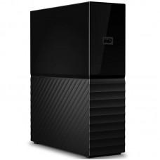 "Внешний жесткий диск HDD 3.5"" USB 3.0 4TB WD My Book Black (WDBBGB0040HBK-EESN)"