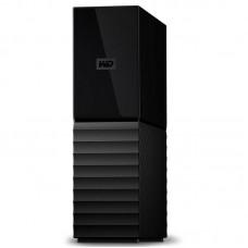 "Внешний жесткий диск HDD 3.5"" USB 3.0 8Tb WD My Book Black (WDBBGB0080HBK-EESN)"