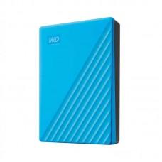 "Внешний жесткий диск HDD 2.5"" USB 3.2 4TB WD My Passport Blue (WDBPKJ0040BBL-WESN)"