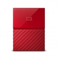 "Внешний жесткий диск HDD 2.5"" USB 3.0 2Tb WD My Passport Red (WDBS4B0020BRD-WESN)"