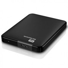 "Внешний жесткий диск HDD 2.5"" USB 3.0 2Tb WD Elements Portable Black (WDBU6Y0020BBK-WESN)"