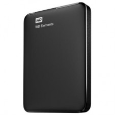 "Внешний жесткий диск HDD 2.5"" USB 1Tb WD Elements Black (WDBUZG0010BBK-WESN)"