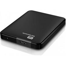 "Внешний жесткий диск HDD 2.5"" USB 3.0 750GB WD Elements Portable Black (WDBUZG7500ABK-WESN)"