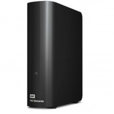 "Внешний жесткий диск HDD 3.5"" USB 3.0 10Tb WD Elements Desktop Black (WDBWLG0100HBK-EESN)"