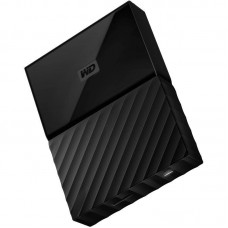 "Внешний жесткий диск HDD 2.5"" USB 3.0 1Tb WD My Passport Black (WDBYNN0010BBK-EEEX)"