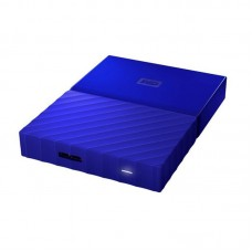 "Внешний жесткий диск HDD 2.5"" USB 1Tb WD My Passport Blue (WDBYNN0010BBL-WESN)"
