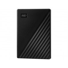 "Внешний жесткий диск HDD 2.5"" USB 3.0 1Tb WD My Passport Black (WDBYVG0010BBK-WESN)"