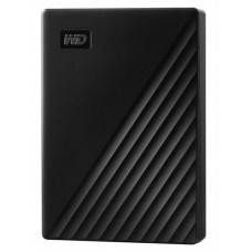 "Внешний жесткий диск HDD 2.5"" USB 3.0 2Tb WD My Passport Black (WDBYVG0020BBK-WESN)"