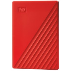 "Внешний жесткий диск HDD 2.5"" USB 3.0 2Tb WD My Passport Red (WDBYVG0020BRD-WESN)"