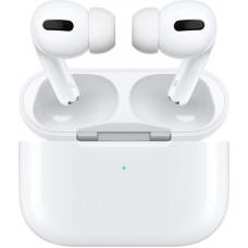 Наушники гарнитура вакуумные Bluetooth Apple AirPods Pro 2019 White (WP22)