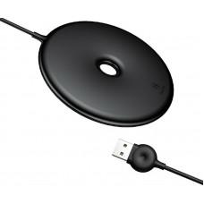 БЗУ Baseus Wireless Charger Donut 2A Black (WXTTQ-01)