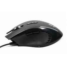 Мышь A4Tech X87 Oscar Neon Black USB