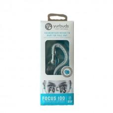 Наушники вакуумные Yurbuds Focus 100 Women Aqua (YBWNFOCU01ANW)