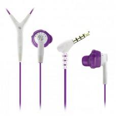 Наушники гарнитура вакуумные Yurbuds Inspire 400 For Women White/Purple (YBWNINSP04PNW)
