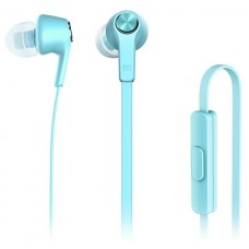 Наушники гарнитура вакуумные Xiaomi Piston Fresh Bloom Matte Blue