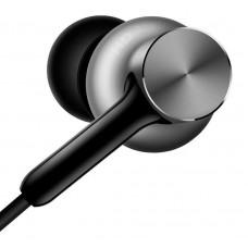 Наушники гарнитура вакуумные Xiaomi Mi In-Ear Pro HD Silver (ZBW4369TY)