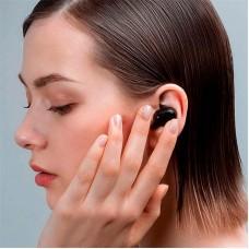 Наушники гарнитура вакуумные Bluetooth Xiaomi Mi True Earbuds Basic S Black (ZBW4502GL)