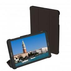 Чехол книжка PU Grand-X для Samsung Tab E 9.6 T560 черный