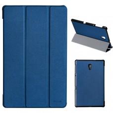 Чехол книжка PU Grand-X для Samsung Tab A 10.5 T590 T595 Blue