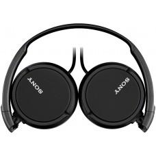 Наушники гарнитура накладные Sony MDR-ZX110AP Black