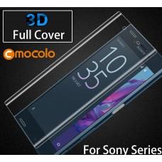 Защитное стекло Mocolo 3D для Sony Xperia XA1 прозрачный