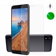 Защитная пленка полиуретановая Optima для Xiaomi Redmi 7a Transparent