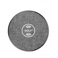 Беспроводное зарядное устройство Golf GF-WQ4 Grey