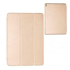Чехол книжка кожаный SK Smart Cover для Apple iPad Pro 10.5 золотистый