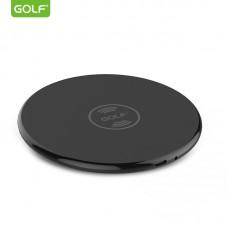 Беспроводное зарядное устройство Golf GF-WQ3 Black