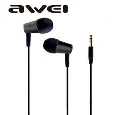 Наушники вакуумные Awei ES-Q7 черный